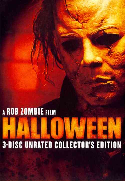 HALLOWEEN 3 DISC COLLECTOR'S EDITION BY ZOMBIE,ROB (DVD)